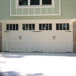Amarr Classica Steel Carriage Garage Door