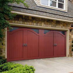 Amarr's Bob Timberlake Carriage Doors