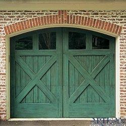 Artisan Carolina Carriage House Door