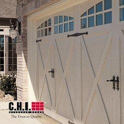CHI Fiberglass Carriage Door