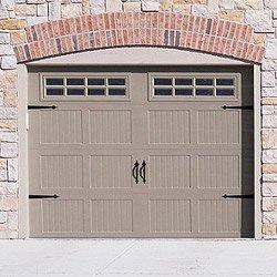 CHI Steel Carriage Style Garage Door