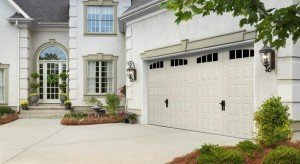 Amarr Hillcrest Insulated Steel Garage Door